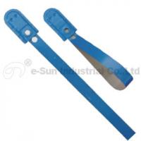 Plated Tin Strip Trailer Security Seals / Door Seals / Truck Seals With 50kgs Pull Load
