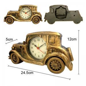 Car Shape Digital Clocks For Room Decoration