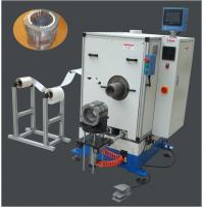 Quality Big motor stator slot insulation machine for sale