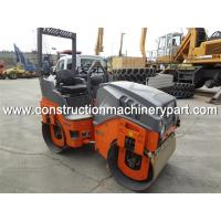 Quality Germany Hamm Used Road Roller 2823 Hours For Compaction Of Asphalt Surface for sale