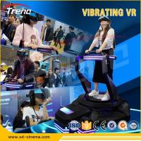 Quality Comfortable Experience Virtual Reality Machine With Good Visual Effect for sale