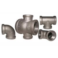 Quality Galvanized High Precision Malleable Iron Elbow 1/2 Inch Npt 90 Degree Pipe Fittings for sale