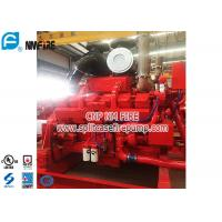 Buy cheap Cummins Brand Fire Pump Diesel Engine Used In The Fire Water Pump Set With Highly CostEffective from wholesalers