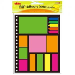 Quality Memo, Sticky Note Pad, Desktop Organizer, Promotion Stationery (QX-SN0681) for sale