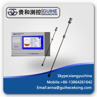 Quality fuel filling station tank level monitoring / magnetic float type diesel fuel liquid tank level sensor / atg probe for sale