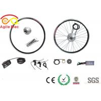 Buy 36V 250W Waterproof Electric Bicycle Front Hub Conversion Kit With PAS System at wholesale prices