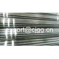 Buy cheap Round Seamless Carbon Steel Tube Non - Alloy Din1629 Cold Drawn Tubing product