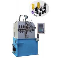 Buy cheap Computer Control Spring Coil Machine 125 * 95 * 170 cm Unlimited Wire Feed Length product