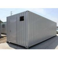 Quality Removable ISO Standard Prefab Container House For Office ANT CH1601 for sale