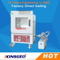 Buy cheap 11.6 KPa Battery Testing Machine For Battery Acceleration Shock Tester from wholesalers