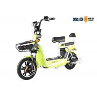 Quality 350W Electric Moped Scooter Mobile Phone Holder With USB LED Headlight for sale