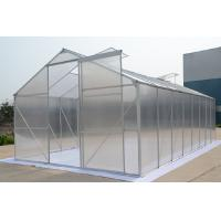 Quality Aluminum Frame Polycarbonate Sheet Home Garden Greenhouse For Hydroponics Tomato / Vegetable for sale