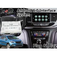Quality Android 6.0 Navigation Video Interface for Opel Mokka / Crossland X / Insignia Intellilink System 2014-2018 for sale