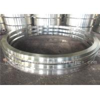 Buy cheap DIN1.4923 Forged Steel Rings Turbine Guide Ring Forging Blanks Rough Machining from wholesalers