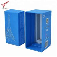 Quality Nice Cardboard Perfume Packaging Boxes Recyclable E - Liquid  Type for sale