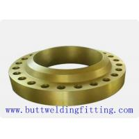 Buy cheap Welding Neck Forged Steel Flanges Din2632 EEMUA145 ANSI B16.5 product