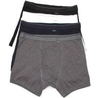 Buy Spandex / Cotton Eco-Friendly Soft Breathable Plus Size Mens Enhancement Underwear Briefs at wholesale prices