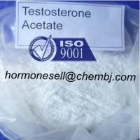 Buy cheap GMP standard Hormone steroid Testosterone Acetate for muscle growth powder product