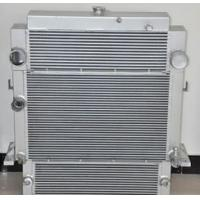Quality plate-fin Automotive Oil Cooler  for sale