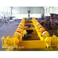 15T Pipe Tank Turning Rolls for Boiler