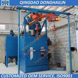 China Q37 hanger hook Shot blasting machine on sale
