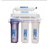 Quality 20 Inch Preposed Three Blue Water Purifier Water Filter Housing with Air Release for sale