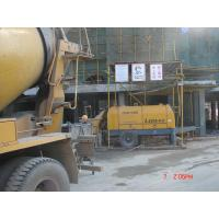 Quality Motor Power Stationary Concrete Pump Electric - Hydraulic Type HBT60.16.110S for sale