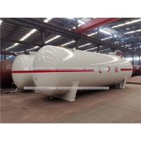 Buy cheap 50cbm 25mt 25tons LPG Storage Tanks Gas Filling Plant Tank for Cooking Gas from wholesalers