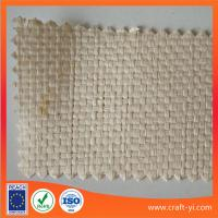 China Straw Hat Material fabric raffia cloth in paper woven style supplier on sale