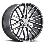 Quality forged wheel china manufacturer make monoblock wheel rim llantas rines for sale