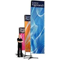 Buy cheap Outdoor Block Flag Stands and China flag display from wholesalers