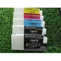 Quality 350ml / 700ml Compatible Printer Ink Cartridges Epson With T5961 T5964 T5968 for sale