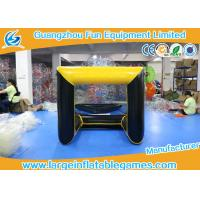 Buy cheap Portable Inflatable Football Goal For Soccer Playing 3 Years Warranty from wholesalers