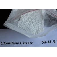 Quality 50 41 9 Anti Estrogen Safe Anabolic Steroids Clomid Clomiphene Citrate for sale