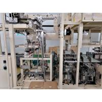 Buy User Friendly Auto Baby Diaper Packing Machine Full Servo Motor Control at wholesale prices
