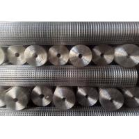 China Transport Mining Metal Grid Fence , Hot Dips Galvanizing Wire Cloth on sale