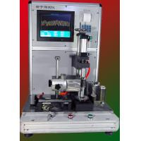 Quality Induction rotor testing equipment rotor testing panel Aluminum diecasting rotor tester for sale
