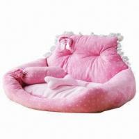 Quality Pet Bed, Available in Pink, Green, Yellow Colors for sale