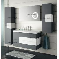 Quality High Moisture Resistant MDF Bathroom Vanity Not Easy Deformation For Humid Area for sale