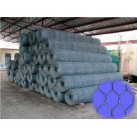 Quality Yinuo Factory Galvanized Hexagonal Wire Mesh for sale