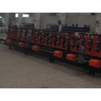 China Automatic Electric Control Use Japan PLC  Standard C Z  Purlin Auto Changeable Roll Forming Machine on sale