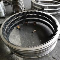 Buy cheap SH400-1 excavator slewing ring gear bearing (1546*1262*145mm)for Sumitomo SH400 from wholesalers