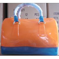 Quality silicone jelly bag for girls with different design for sale