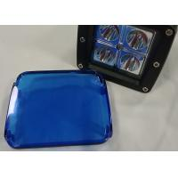Quality Blue Cover For Cube Pods Car Lighting Accessories 12V 2 X 2 LED for sale