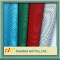Quality 150Cm width Dotted Nylon Screen Mesh Fabric Elastic deformation Textile for sale