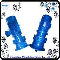 Quality Horizontal Industrial Planetary Gearbox Carburising Quenching Gear Grinding for sale