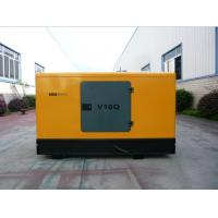 Quality V10Q 60Hz Quanchai Diesel Generator Supersilent Type 1800RPM 3Phase for sale