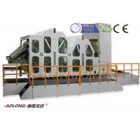 PP Fiber Nonwoven Carding Machine For Small Businesses 1500mm - 2500mm
