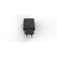 Quality Fireproof PC 9V2A European Usb Wall QC 3.0 Charger for sale