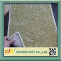 Quality Polypropylene Puncture Non Woven Carpet Fabric for Wedding / Home / Automotive Decoration for sale